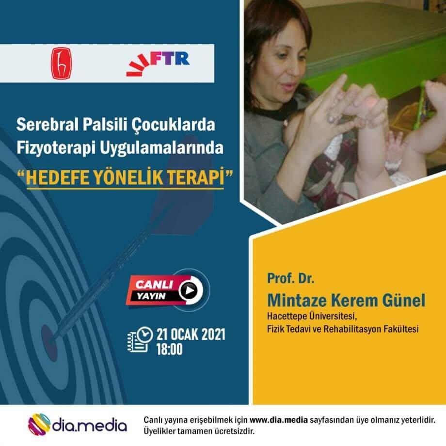 Serebral Palsili Çocuklarda Fizyoterapi Uygulamalarında